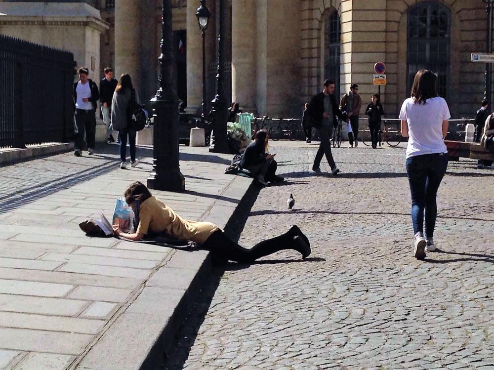 Площадь Пантеона до реконструкции<br>Фото © Les MonumentalEs