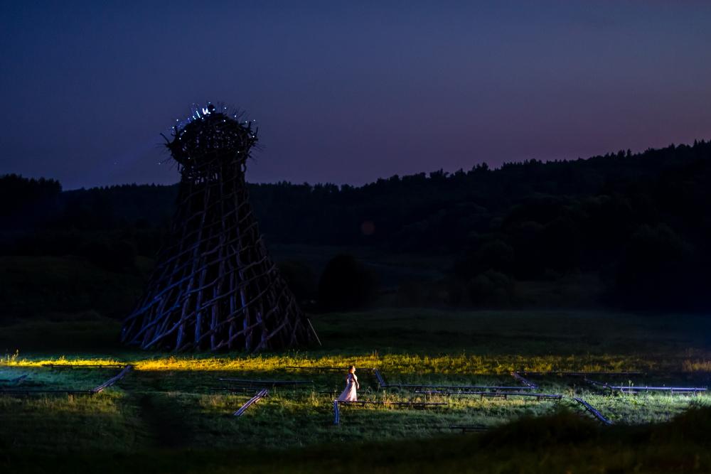 Опера «Блуждающие огни»<br>©пресс-служба фестиваля Архстояние