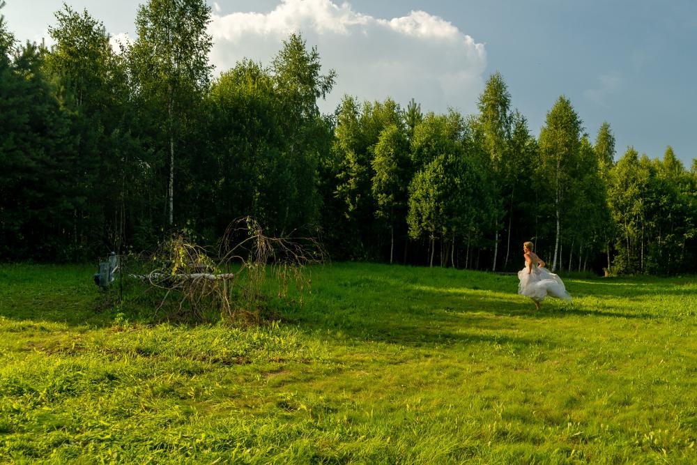 Опера «WWW» World Wooden Web»<br>Фотография © пресс служба фестиваля Архстояние