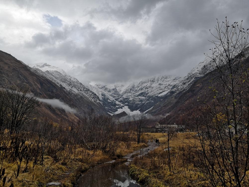 Альпинистский лагерь Айлама<br>Фотография предоставлена ЯГТУ