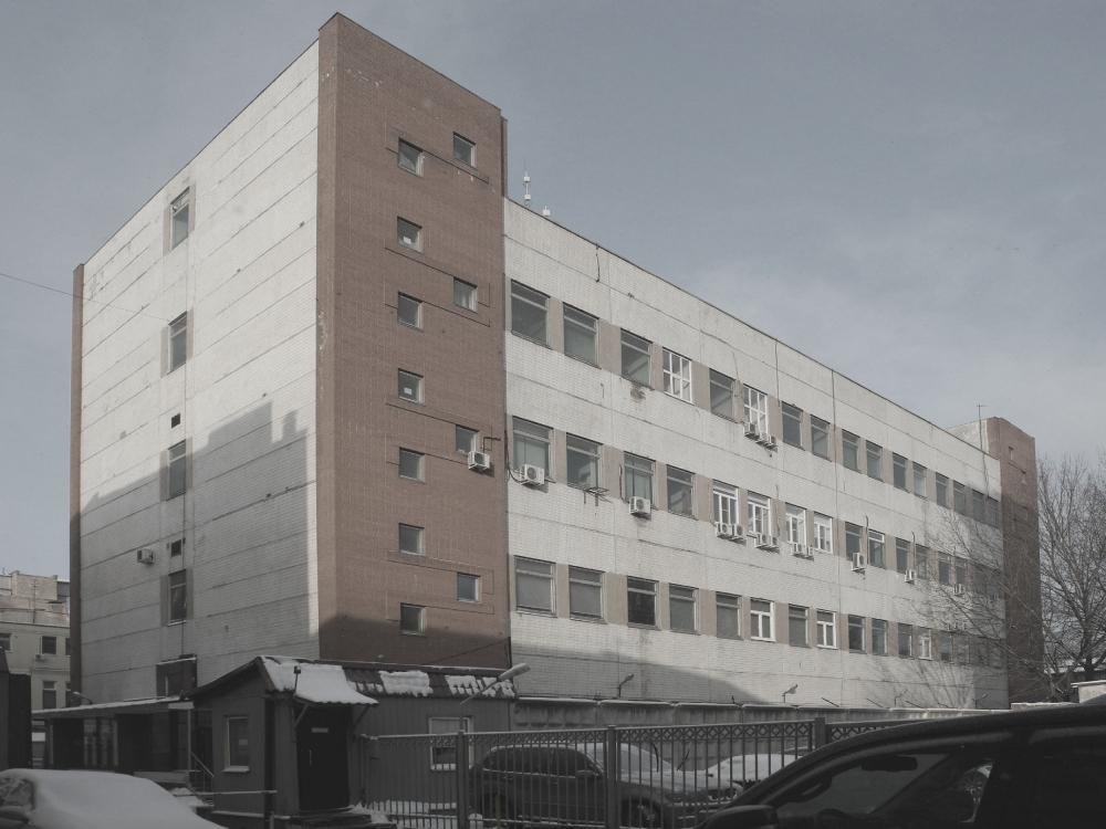 RASSVET LOFT*Studio, Building 34, original view<br>Copyright: Photograph © DNK ag, Ilia Ivanov