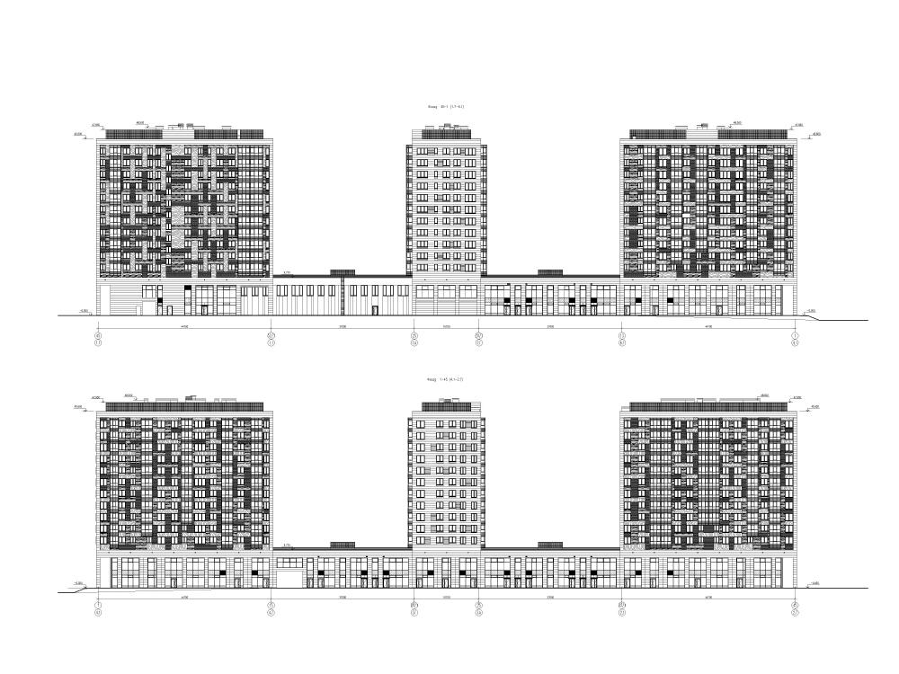 "Residential complex ""LEGENDA Dalnevostochnogo""<br>Copyright: © Evgeny Gerasimov and Partners"