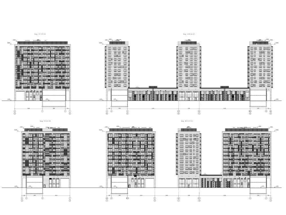 "Residential complex ""LEGENDA Dalnevostochnogo""<br>Copyright © Evgeny Gerasimov and Partners"