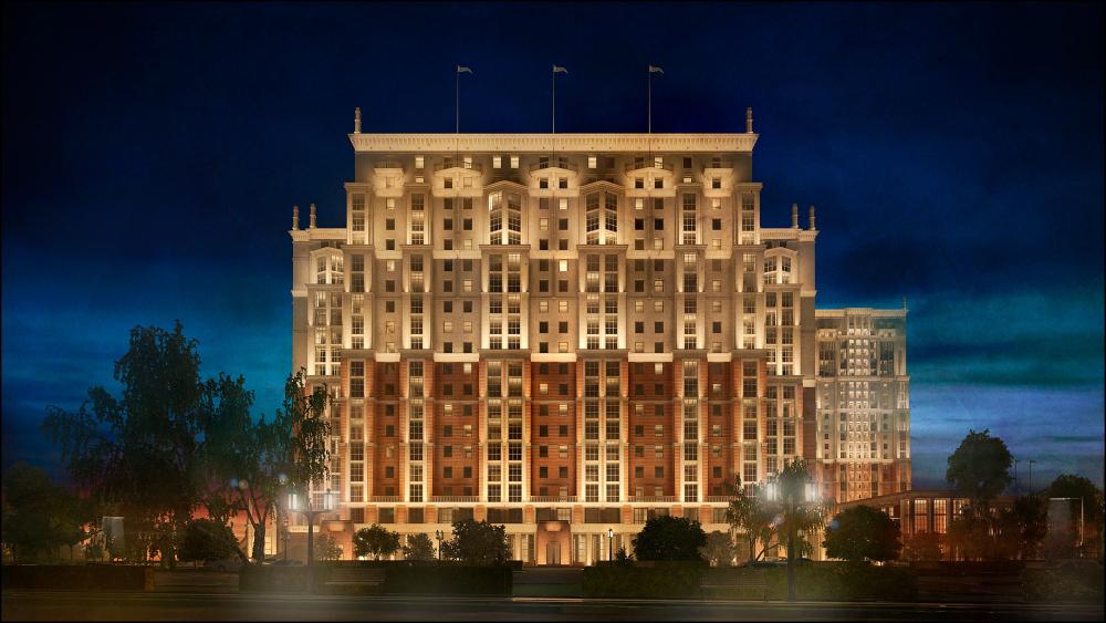 """Renaissance"" housing complex<br>Copyright: Visualization © Liphart Architects"