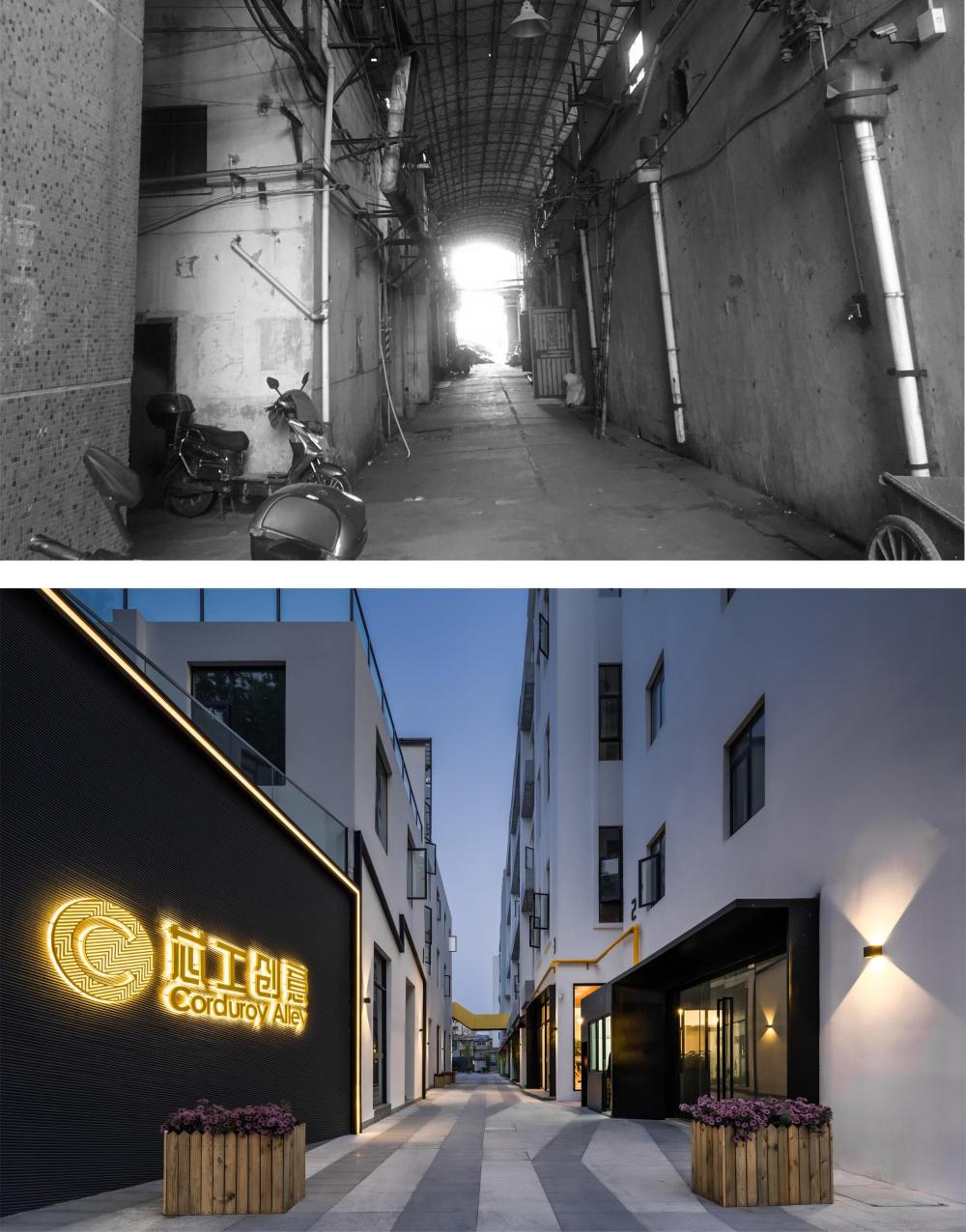 Комплекс Corduroy Alley Park © CreatAR Images/ FTA Group