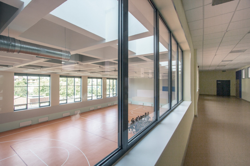 General education school for 275 students<br>Copyright: © ASADOV_ architects, Akademproekt