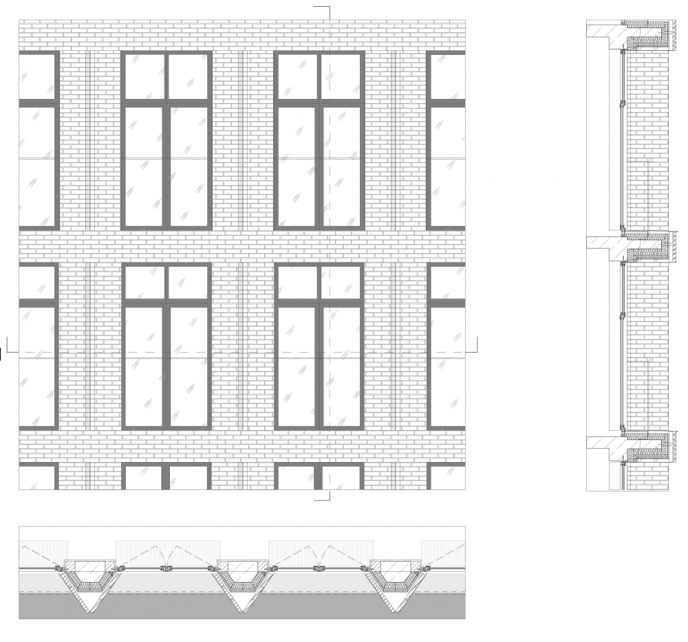 Facade. High-end residential complex Vitality<br>Copyright: © ADM