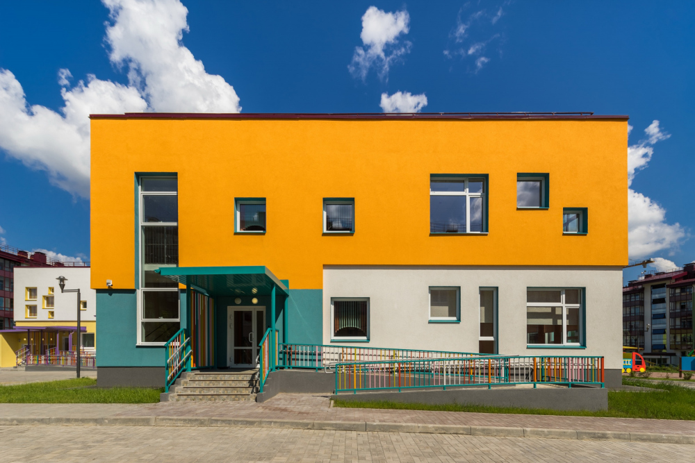 Kindergarten #47 of the Pushkinsky District of St. Petersburg<br>Copyright: © A.Len