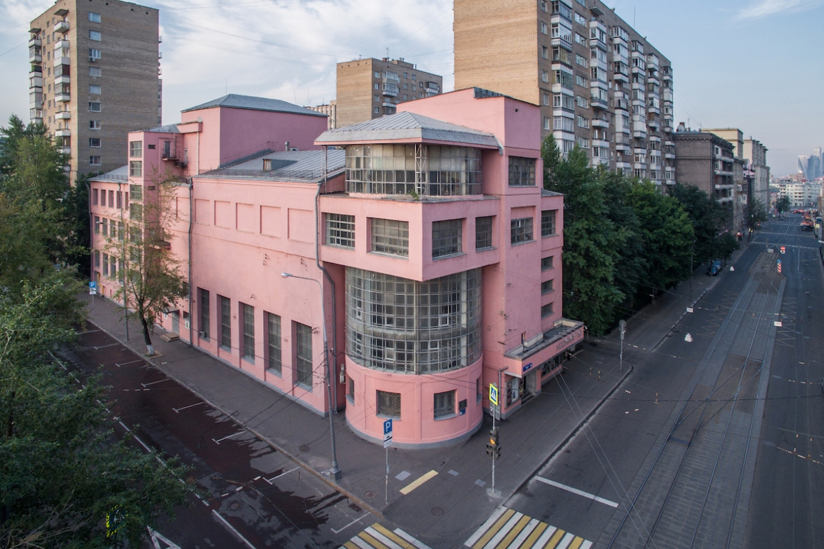 Дом архитекторов в москве клубы ночной клуб только для женщин санкт петербург