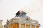Пожар в Пермской художественной галерее