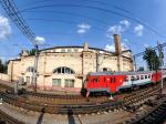 Круговое депо на Ленинградском вокзале подводят под снос