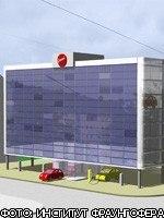 В Германии придумана автоматическая многоэтажная парковка