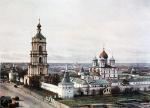 Первая цветная фотография Москвы и Романовские реликвии (Прокудин-Горский)