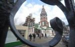 Москва отдаст памятники в хорошие руки