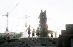 Сталинград 1958-1961 гг. на цветных фотографиях