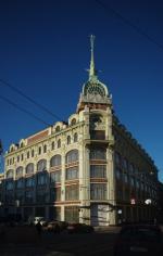 Санкт-Петербург: Гороховая улица получила новую доминанту — воссозданную башню