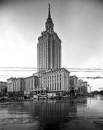 Дневной дозор. Знаменитый итальянский фотограф изучил Москву с высоток