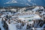 Завершено строительство Комплекса для соревнований по лыжным гонкам и биатлону «Лаура»