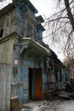 В центре Ульяновска сгорел памятник истории и архитектуры
