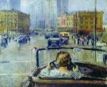 Новая Москва: контуры в дымке