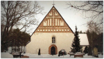 Средневековая церковь Микаэла Агриколы на юго-восточном побережье Финляндии