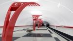 Опубликованы фото новых станций метро