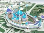 В Казани могут построить самую крупную мечеть: по размерам она обойдет Кул-Шариф
