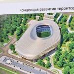 «Динамо» вышло на арену