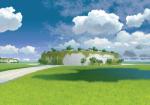 Японцы спроектировали небесную деревню