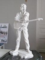 Скульптуру изваяет опергруппа?