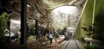 Новая жизнь: Подземный парк в Нью-Йорке