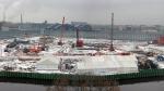Охтинский мыс поделят между «Газпромом» и археологами. Элитное жилье придется строить с видом на раскоп