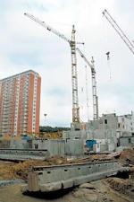 Правительство не справилось с жилищной программой.