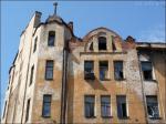 Памятник петербургского модерна - дом Лялевича на пороге сноса