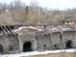 В мае кровлю памятника архитектуры в Пскове дожарят...