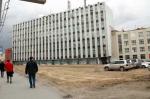Новый сквер в самом центре Новосибирска обещают к сентябрю
