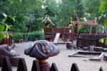 Деревянные детские площадки - где они?