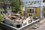 Дом-модерн закроет современная «коробка»