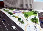 Как будет выглядеть сквер в центре Новосибирска: состоялась презентация проекта
