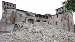 Землетрясение в Италии разрушило памятники истории