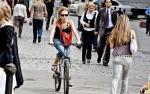 Велопробегом по понтам