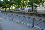 Жизнь за забором или природа среди города