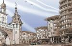 Полтавченко разрешил жилье с видом на храм