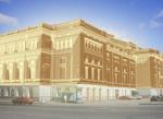 Театральная площадь станет золотой!