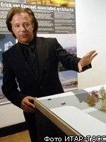 Архитектор Эрик ван Эгераат разработает концепцию стрелки Болотного острова
