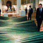 Выставка Сантьяго Калатравы: Эрмитаж представил испанского архитектора как художника