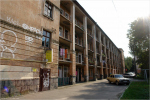 Галерейные дома Киева