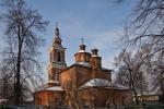К архитектурной истории церкви в Варварине: становление нарышкинского стиля
