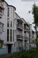 Архитектура Советского Авангарда. Восточная Беларусь. Часть 2. Жилые здания