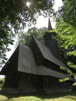 Деревянная готика Марамороша. Часть 2: Крайниково и Сокирница